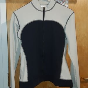 Vintage Patagonia black/tan jacket
